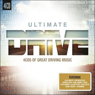 드라이브 할 때 듣기 좋은 팝 음악 (Ultimate Drive: 4CDs Of Great Driving Music)