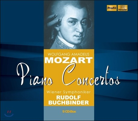 Rudolf Buchbinder 모차르트: 피아노 협주곡 (Mozart: 21 Piano Concertos)