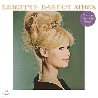 Brigitte Bardot (브리지트 바르도) - Sings [LP+Print]