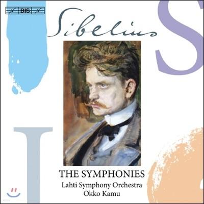 Okko Kamu 시벨리우스: 교향곡 전곡 (Sibelius: Symphonies Nos.1-7)