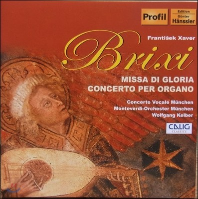 Wolfgang Kelber 브릭시: 미사 디 글로리아 (Brixi: Missa Di Gloria)