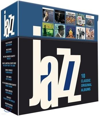 재즈 10: 재즈 명반 10CD 박스 세트 (Jazz 10 Classic Original Albums)