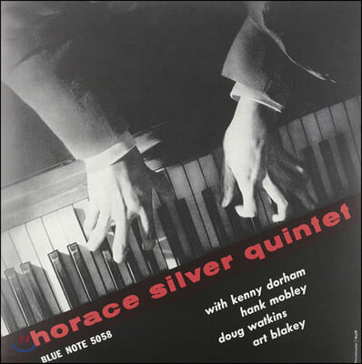 Horace Silver Quintet - Horace Silver Quintet [LP]