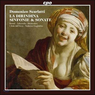 Federico Guglielmo 도메니코 스카를라티: 라 디린디나, 신포니아와 소나타 (Domenico Scarlatti: La Dirindina, Sinfonias & Sonatas)
