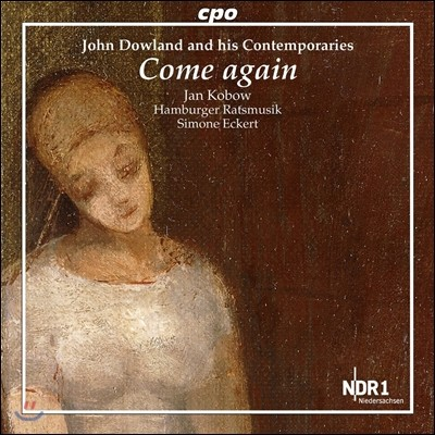 Jan Kobow 존 다울랜드와 동시대인 (Come Again - John Dowland And His Conbtemporaries)