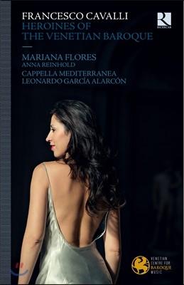 Leonardo Garcia Alarcon 카발리: 베네치아 바로크 오페라의 여주인공들 (Pier Francesco Cavalli: Heroines of the Venetian Baroque)