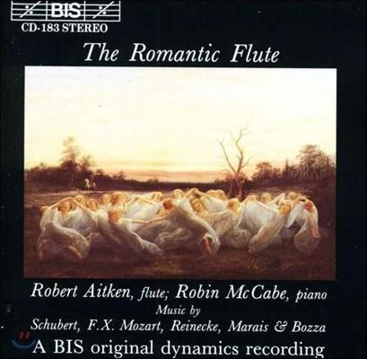 Robert Aitken 로맨틱 플루트 - 슈베르트 / 모차르트 / 라이네케 / 마레 (The Romantic Flute - Schubert / Mozart / Reinecke / Marais)