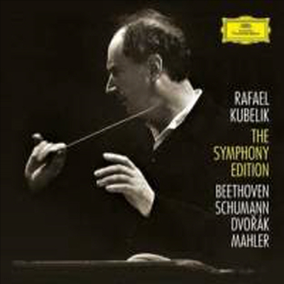라파엘 쿠벨릭 - 교향곡 에디션 (Rafael Kubelik - The Symphony Edition) (23CD Boxset) - Rafael Kubelik