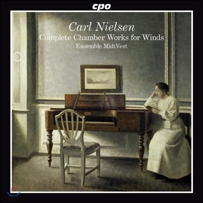 Ensemble Midtvest 칼 닐센: 관악기를 위한 실내악 작품 전집 (Carl Nielsen: Complete Chamber Works For Winds)