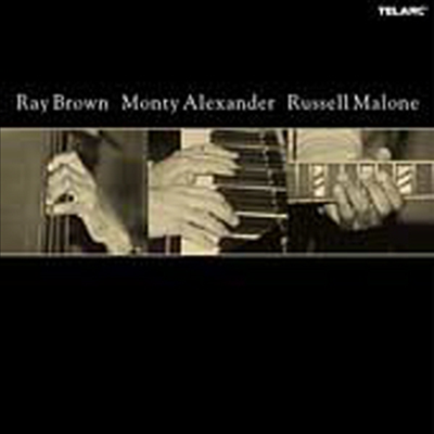 Ray Brown / Monty Alexander / Russell Malone - Ray Brown Monty Alexander Russell Malone (Dsd)