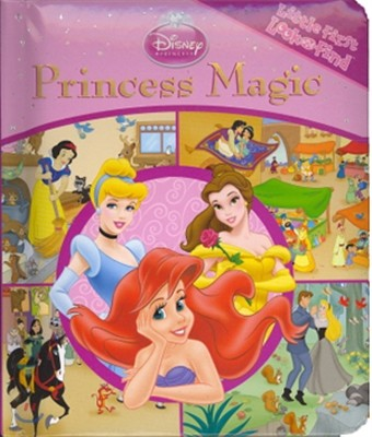 Disney Princess Magic : Little First Look And Find