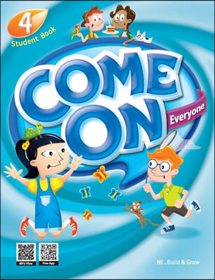 Come On Everyone 4 : Student Book