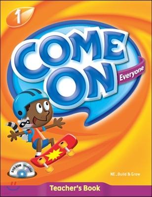 Come On Everyone 1  : Teacher's Book