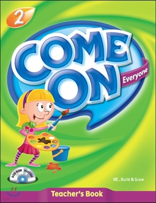 Come On Everyone 2 : Teacher's Book