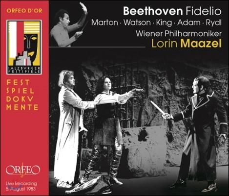 Lorin Maazel 베토벤: 피델리오 - 1983년 공연 실황 (Beethoven: Fidelio, Op.72)
