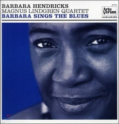 Barbara Hendricks 바바라 헨드릭스가 부르는 블루스 (Barbara Sings the Blues) [LP]