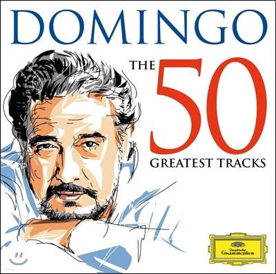 Placido Domingo 플라시도 도밍고 위대한 녹음 50 (The 50 Greatest Tracks)