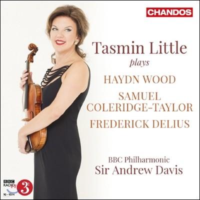 Tasmin Little 타스민 리틀이 연주하는 우드 / 콜리지 테일러 / 딜리어스 (Haydn Wood / Coleridge-Taylor / Delius)