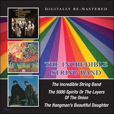 Incredible String Band - The Incredible String Band / The 5000 Spirits Or The Layers Of The Onion / The Hangman's Beautiful