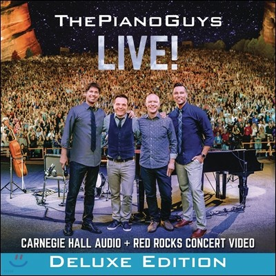The Piano Guys 피아노 가이즈 - 뉴욕 카네기 홀 라이브 (Live!)