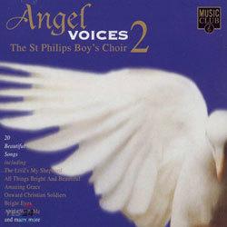 천사의 목소리 2집 - 세인트 필립스 소년 합창단