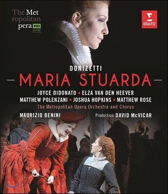 Joyce di Donato / Maurizio Benini 도니제티: 마리아 스투아르다 (Donizetti: Maria Stuarda)