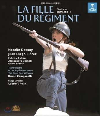 Natalie Dessay / Juan Diego Florez 도니제티: 연대의 딸 (Donizetti: La Fille du Regiment)