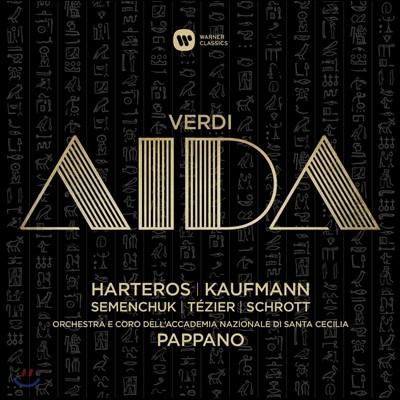 Jonas Kaufmann / Antonio Pappano 베르디: 아이다 (Verdi: Aida) 안토니오 파파노, 요나스 카우프만