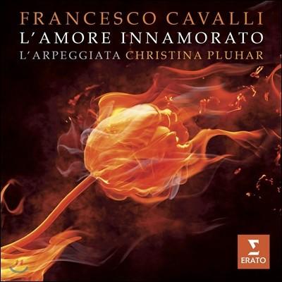 L'Arpeggiata 카발리: 라모레 인나모라토 [일반반] (Francesco Cavalli: L'Amore Innamorato)