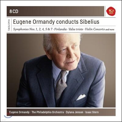 Eugene Ormandy 유진 오먼디가 지휘하는 시벨리우스: 교향곡, 핀란디아, 바이올린 협주곡 (Conducts Sibelius: Symphonies, Finlandia, Violin Concerto)
