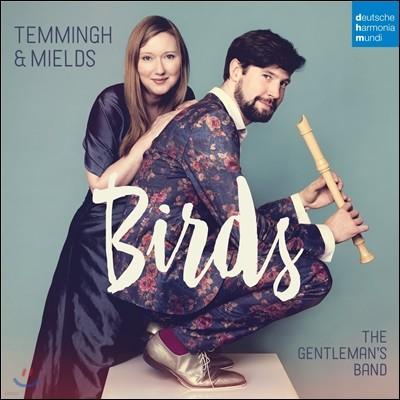 Dorothee Mields / Stefan Temmingh 버즈 - 새를 주제로 한 바로크 작품 모음집 (Birds in Baroque Music)