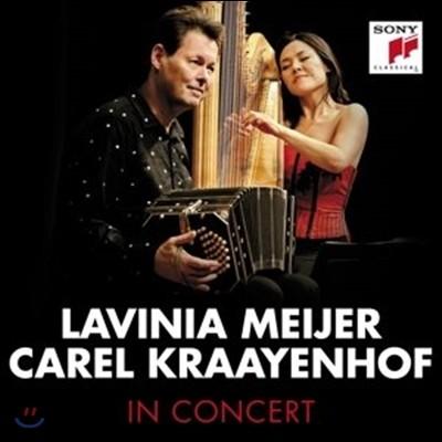 Lavinia Meijer / Carel Kraayenhof 인 콘서트 - 반도네온과 하프 연주집 (In Concert)