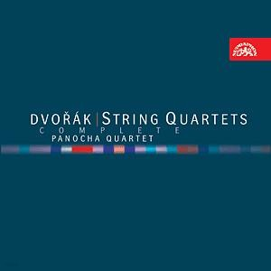 Panocha Quartet / 드보르작 : 현악 사중주 전집 (Dvorak : The Complete String Quartet) (8CD Box Set/수입/SU38152)