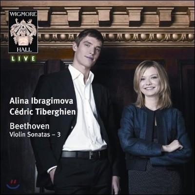Alina Ibragimova 베토벤: 바이올린 소나타 3, 6, 9번 (Beethoven: Violin Sonatas Volume 3)