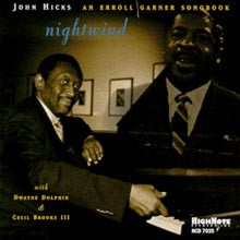 John Hicks - Nightwind : An Erroll Garner Songbook
