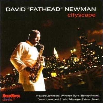 David Fathead Newman - Cityscape
