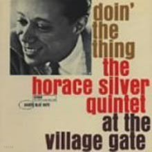 Horace Silver - Doin' The Thing At The Village Gate (RVG Edition)