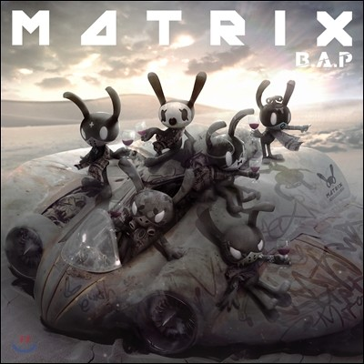 B.A.P (비에이피) - 미니앨범 4집 : MATRIX [일반 ver.]