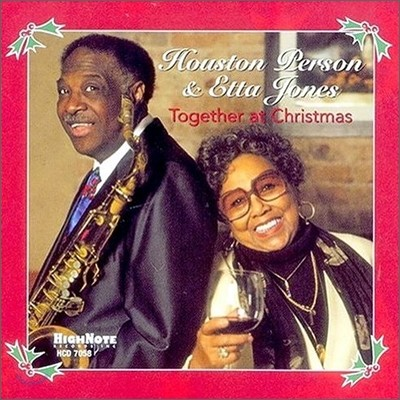 Houston Person & Etta Jones - Together at Christmas