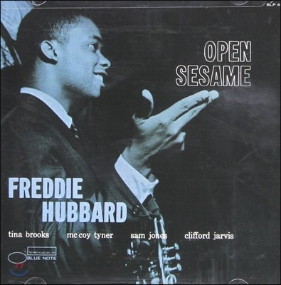 Freddie Hubbard (프레디 허바드) - Open Sesame [RVG Edition]