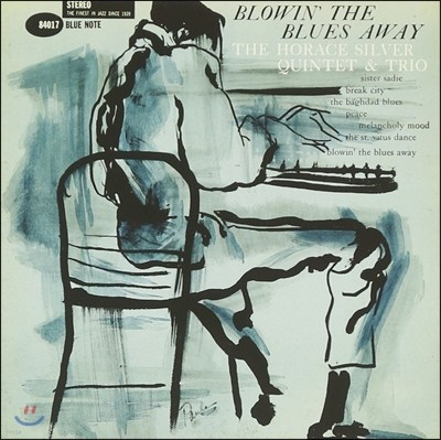 Horace Silver (호레이스 실버) - Blowin' The Blues Away [RVG Edition]