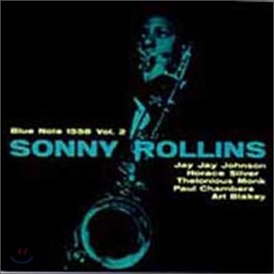 Sonny Rollins - Sonny Rollins Vol. 2 (RVG Edition)