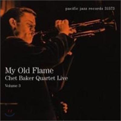 Chet Baker - My Old Flame : Chet Baker Quartet Live, Vol.3