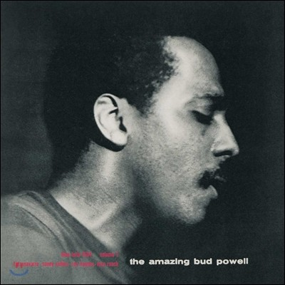 Bud Powell (버드 파웰) - Amazing Bud Powell Vol.1 [RVG Edition, 24-Bit]