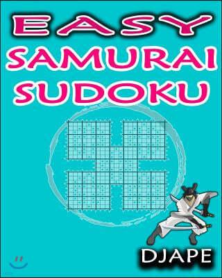 Easy Samurai Sudoku