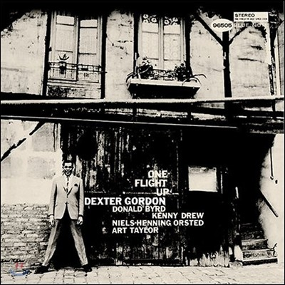 Dexter Gordon (덱스터 고든) - One Flight Up [RVG Edition, 24-Bit]