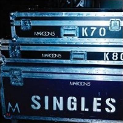 Maroon 5 - Singles: The 12 Biggest Hits 마룬파이브 싱글 컬렉션
