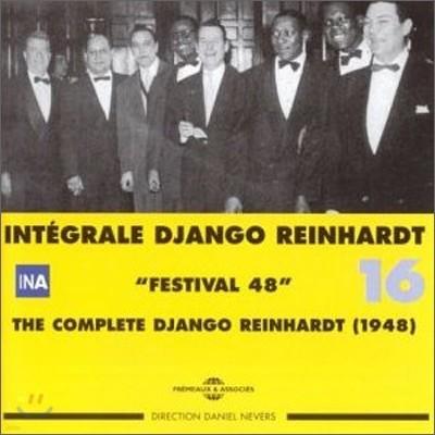 Django Reinhardt - The Complete Django Reinhardt: Festival 48