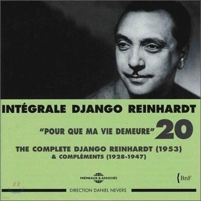 Django Reinhardt - The Complete Django Reinhardt: Pour Que Ma Vie Demeure (남아있는 내 인생을 위해)
