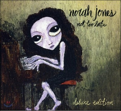 Norah Jones (노라 존스) - 3집 Not Too Late [CD+DVD Limited Deluxe Edition]